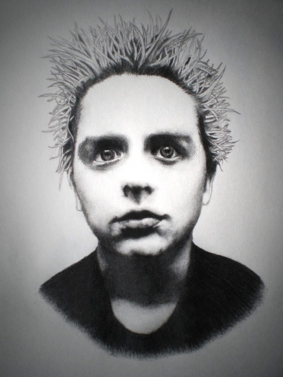 Billie Joe Armstrong by tothelastparade